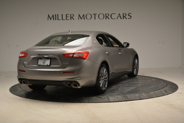 New 2018 Maserati Ghibli S Q4 for sale Sold at Alfa Romeo of Greenwich in Greenwich CT 06830 6