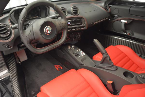 New 2016 Alfa Romeo 4C for sale Sold at Alfa Romeo of Greenwich in Greenwich CT 06830 13