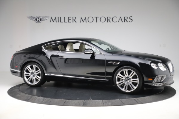 Used 2016 Bentley Continental GT W12 for sale $134,900 at Alfa Romeo of Greenwich in Greenwich CT 06830 10