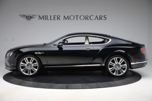 Used 2016 Bentley Continental GT W12 for sale $134,900 at Alfa Romeo of Greenwich in Greenwich CT 06830 3