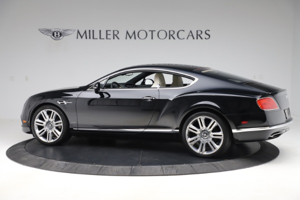 Used 2016 Bentley Continental GT W12 for sale $134,900 at Alfa Romeo of Greenwich in Greenwich CT 06830 4