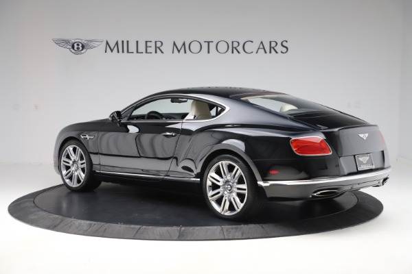 Used 2016 Bentley Continental GT W12 for sale $134,900 at Alfa Romeo of Greenwich in Greenwich CT 06830 5