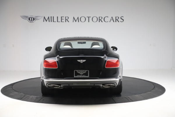Used 2016 Bentley Continental GT W12 for sale $134,900 at Alfa Romeo of Greenwich in Greenwich CT 06830 6
