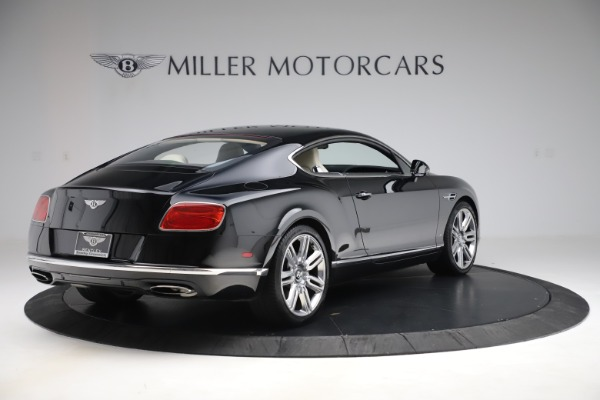 Used 2016 Bentley Continental GT W12 for sale $134,900 at Alfa Romeo of Greenwich in Greenwich CT 06830 8