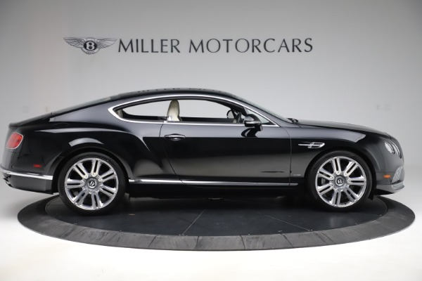 Used 2016 Bentley Continental GT W12 for sale $134,900 at Alfa Romeo of Greenwich in Greenwich CT 06830 9