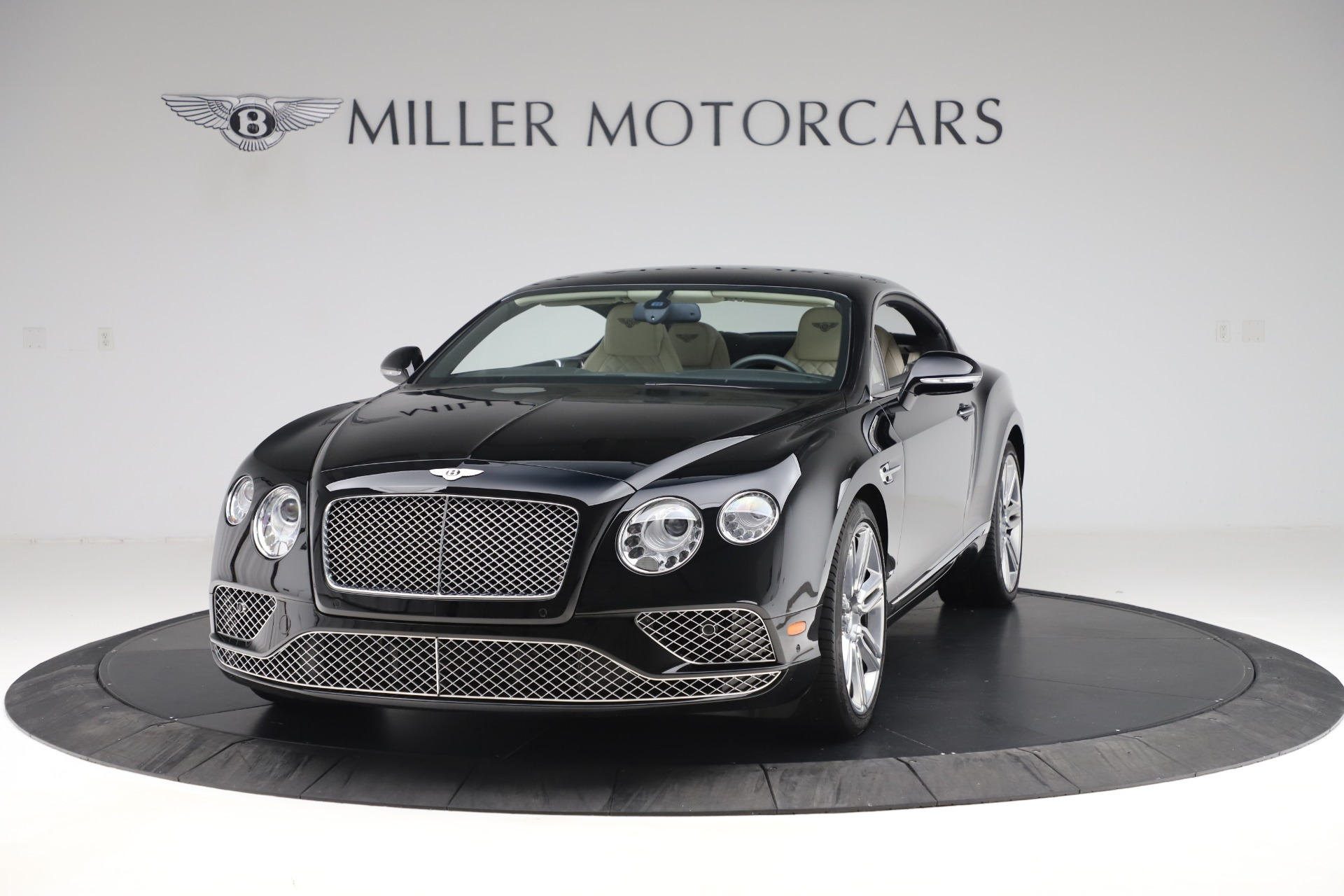 Used 2016 Bentley Continental GT W12 for sale $134,900 at Alfa Romeo of Greenwich in Greenwich CT 06830 1