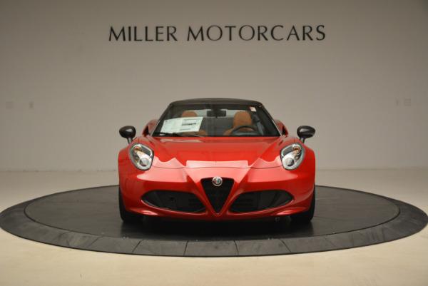 New 2018 Alfa Romeo 4C Spider for sale Sold at Alfa Romeo of Greenwich in Greenwich CT 06830 18