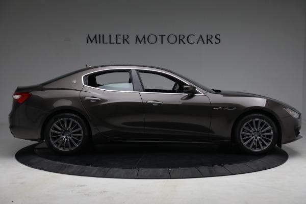 New 2018 Maserati Ghibli S Q4 for sale Sold at Alfa Romeo of Greenwich in Greenwich CT 06830 7