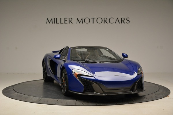 Used 2016 McLaren 650S Spider for sale Sold at Alfa Romeo of Greenwich in Greenwich CT 06830 11