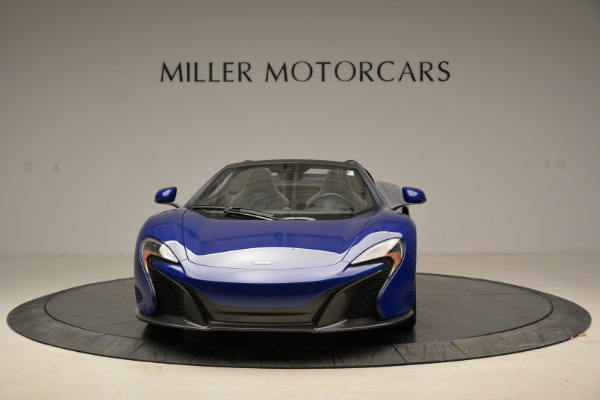 Used 2016 McLaren 650S Spider for sale Sold at Alfa Romeo of Greenwich in Greenwich CT 06830 12