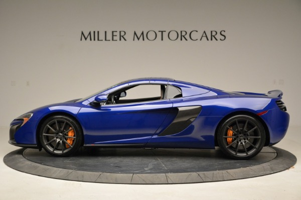 Used 2016 McLaren 650S Spider for sale Sold at Alfa Romeo of Greenwich in Greenwich CT 06830 16