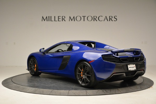 Used 2016 McLaren 650S Spider for sale Sold at Alfa Romeo of Greenwich in Greenwich CT 06830 17