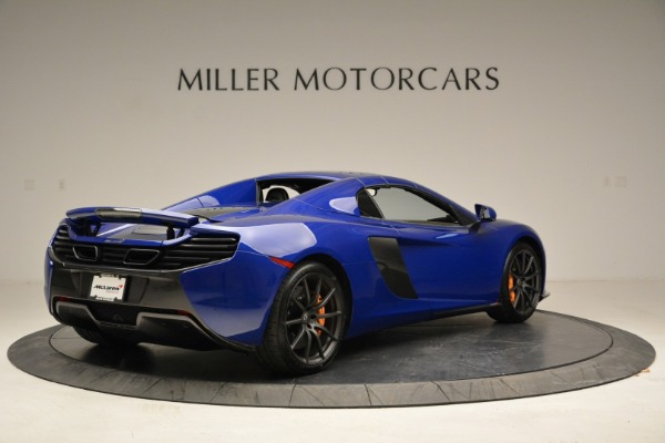 Used 2016 McLaren 650S Spider for sale Sold at Alfa Romeo of Greenwich in Greenwich CT 06830 19