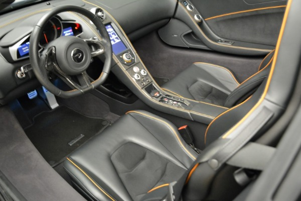 Used 2016 McLaren 650S Spider for sale Sold at Alfa Romeo of Greenwich in Greenwich CT 06830 24