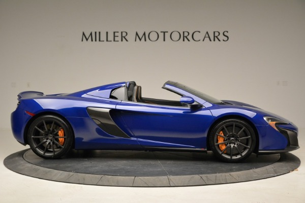 Used 2016 McLaren 650S Spider for sale Sold at Alfa Romeo of Greenwich in Greenwich CT 06830 9
