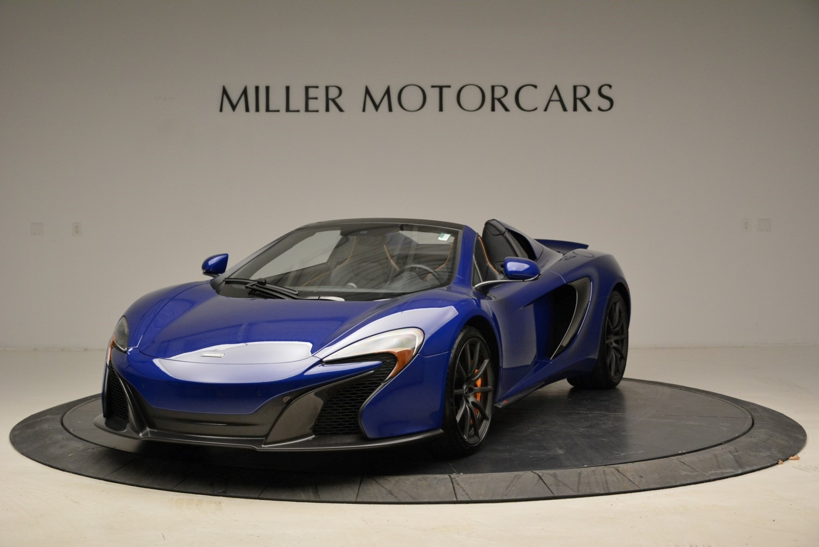 Used 2016 McLaren 650S Spider for sale Sold at Alfa Romeo of Greenwich in Greenwich CT 06830 1