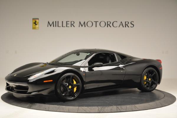 Used 2011 Ferrari 458 Italia for sale Sold at Alfa Romeo of Greenwich in Greenwich CT 06830 2