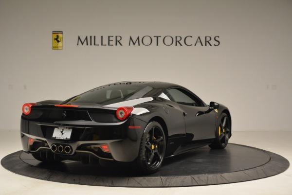 Used 2011 Ferrari 458 Italia for sale Sold at Alfa Romeo of Greenwich in Greenwich CT 06830 7