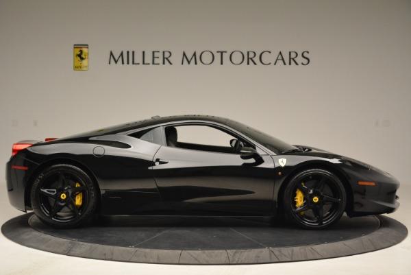 Used 2011 Ferrari 458 Italia for sale Sold at Alfa Romeo of Greenwich in Greenwich CT 06830 9