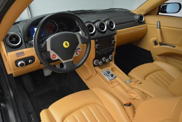 Used 2008 Ferrari 612 Scaglietti OTO for sale Sold at Alfa Romeo of Greenwich in Greenwich CT 06830 13