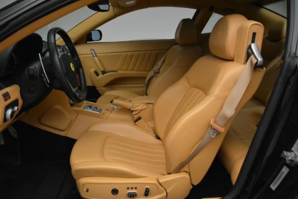 Used 2008 Ferrari 612 Scaglietti OTO for sale Sold at Alfa Romeo of Greenwich in Greenwich CT 06830 14