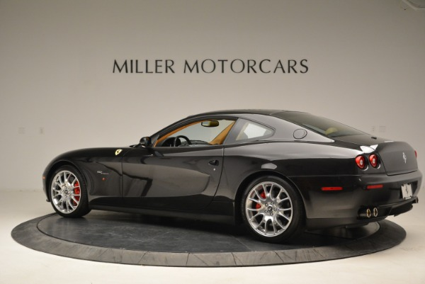 Used 2008 Ferrari 612 Scaglietti OTO for sale Sold at Alfa Romeo of Greenwich in Greenwich CT 06830 4