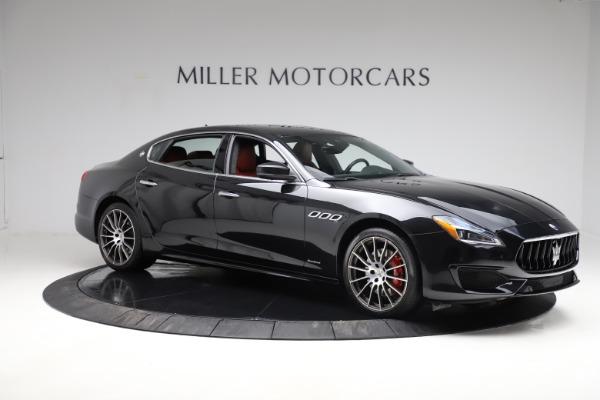 Used 2018 Maserati Quattroporte S Q4 GranSport for sale $67,900 at Alfa Romeo of Greenwich in Greenwich CT 06830 10