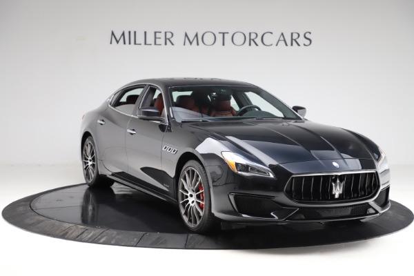 Used 2018 Maserati Quattroporte S Q4 GranSport for sale $67,900 at Alfa Romeo of Greenwich in Greenwich CT 06830 11