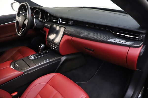 Used 2018 Maserati Quattroporte S Q4 GranSport for sale $67,900 at Alfa Romeo of Greenwich in Greenwich CT 06830 22