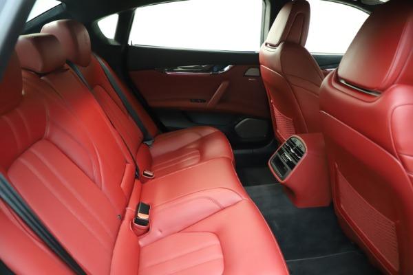 Used 2018 Maserati Quattroporte S Q4 GranSport for sale $67,900 at Alfa Romeo of Greenwich in Greenwich CT 06830 27