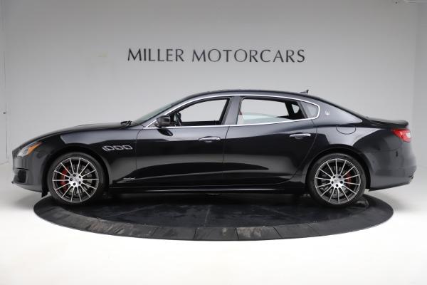 Used 2018 Maserati Quattroporte S Q4 GranSport for sale $67,900 at Alfa Romeo of Greenwich in Greenwich CT 06830 3
