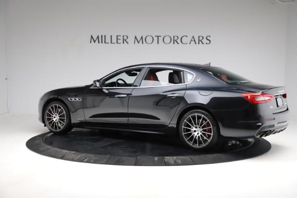 Used 2018 Maserati Quattroporte S Q4 GranSport for sale $67,900 at Alfa Romeo of Greenwich in Greenwich CT 06830 4