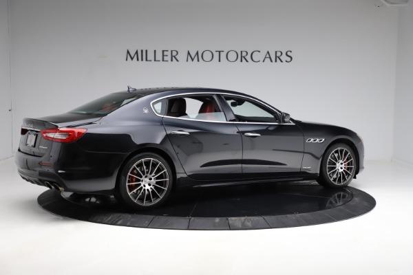 Used 2018 Maserati Quattroporte S Q4 GranSport for sale $67,900 at Alfa Romeo of Greenwich in Greenwich CT 06830 8