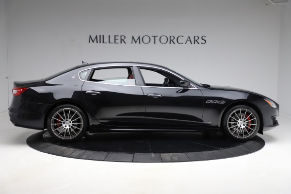 Used 2018 Maserati Quattroporte S Q4 GranSport for sale $67,900 at Alfa Romeo of Greenwich in Greenwich CT 06830 9