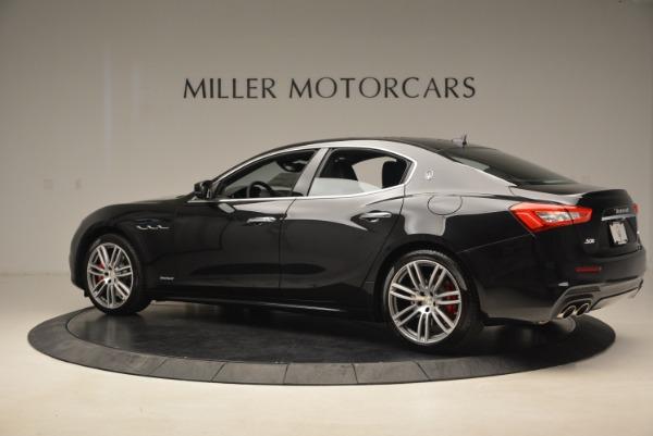 New 2018 Maserati Ghibli S Q4 Gransport for sale Sold at Alfa Romeo of Greenwich in Greenwich CT 06830 4