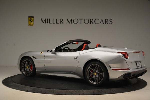Used 2017 Ferrari California T Handling Speciale for sale Sold at Alfa Romeo of Greenwich in Greenwich CT 06830 4