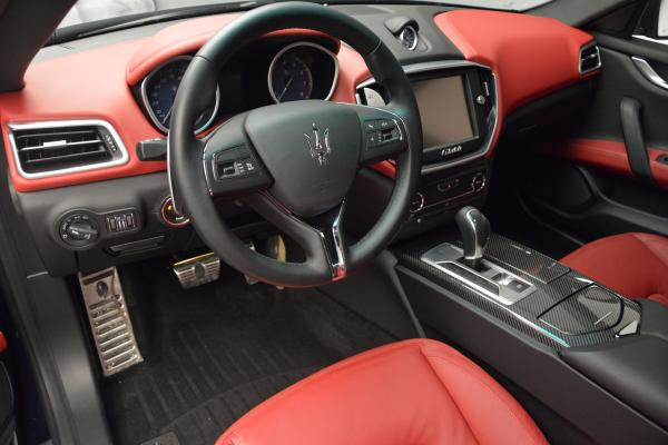 New 2016 Maserati Ghibli S Q4 for sale Sold at Alfa Romeo of Greenwich in Greenwich CT 06830 14