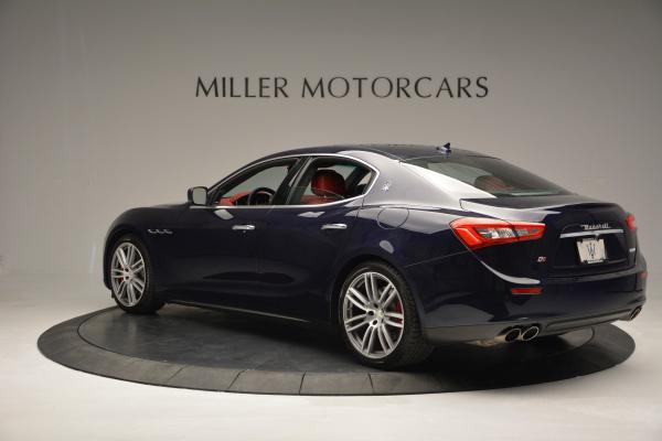 New 2016 Maserati Ghibli S Q4 for sale Sold at Alfa Romeo of Greenwich in Greenwich CT 06830 5