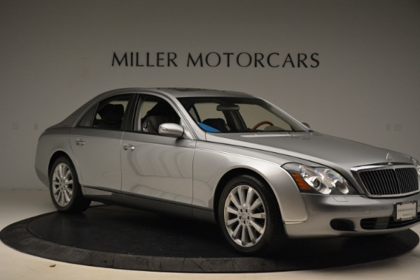 Used 2004 Maybach 57 for sale Sold at Alfa Romeo of Greenwich in Greenwich CT 06830 10