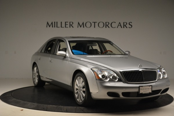 Used 2004 Maybach 57 for sale Sold at Alfa Romeo of Greenwich in Greenwich CT 06830 11
