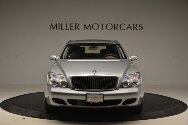 Used 2004 Maybach 57 for sale Sold at Alfa Romeo of Greenwich in Greenwich CT 06830 12