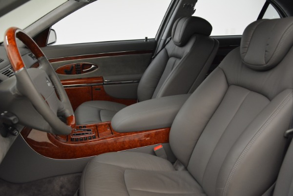 Used 2004 Maybach 57 for sale Sold at Alfa Romeo of Greenwich in Greenwich CT 06830 13