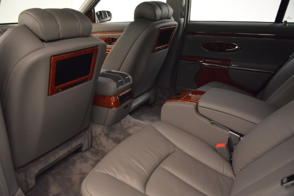 Used 2004 Maybach 57 for sale Sold at Alfa Romeo of Greenwich in Greenwich CT 06830 19