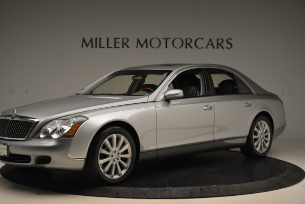 Used 2004 Maybach 57 for sale Sold at Alfa Romeo of Greenwich in Greenwich CT 06830 2
