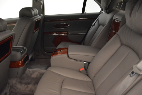 Used 2004 Maybach 57 for sale Sold at Alfa Romeo of Greenwich in Greenwich CT 06830 20