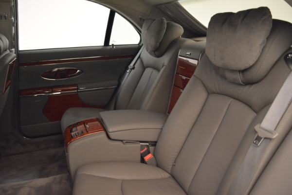 Used 2004 Maybach 57 for sale Sold at Alfa Romeo of Greenwich in Greenwich CT 06830 21
