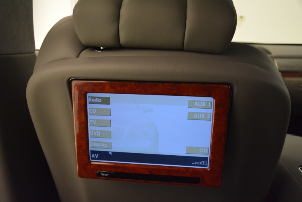 Used 2004 Maybach 57 for sale Sold at Alfa Romeo of Greenwich in Greenwich CT 06830 22