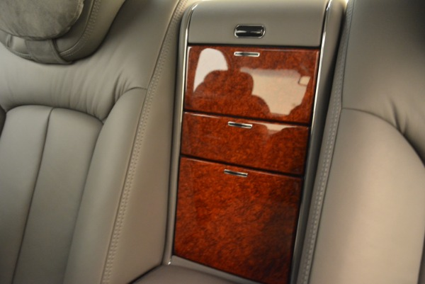 Used 2004 Maybach 57 for sale Sold at Alfa Romeo of Greenwich in Greenwich CT 06830 24