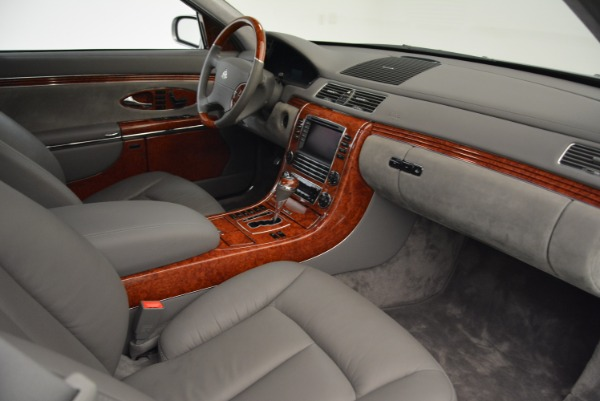 Used 2004 Maybach 57 for sale Sold at Alfa Romeo of Greenwich in Greenwich CT 06830 26