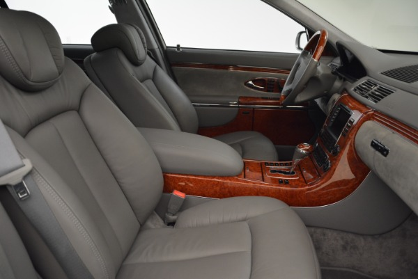 Used 2004 Maybach 57 for sale Sold at Alfa Romeo of Greenwich in Greenwich CT 06830 27